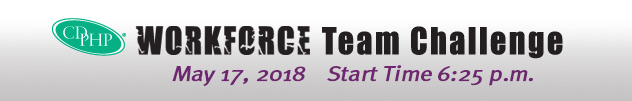 WORKFORCE Team Challange May 17, 2018